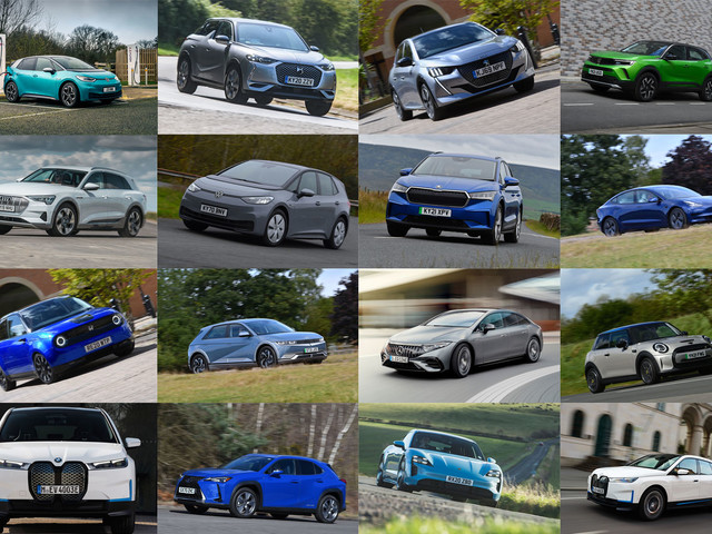 Which EV to buy? Every electric car on sale