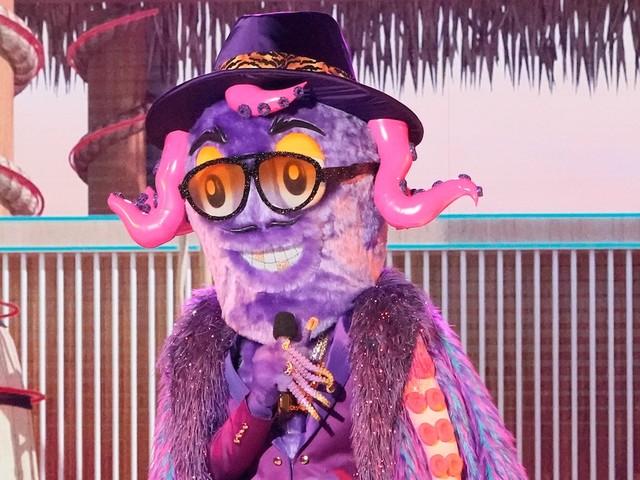 'Masked Singer': Octopus on How Designer Made Show's Tallest-Ever Costume for Him