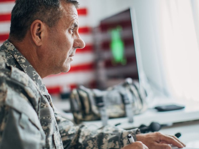 TaxAct is totally free for active service members, and there's a $0 option for everyone else