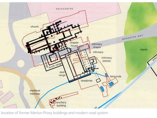Uncovering the hidden remains of Merton Priory