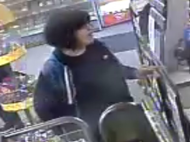 Police look for woman in connection with burglary where bag containing cash was stolen