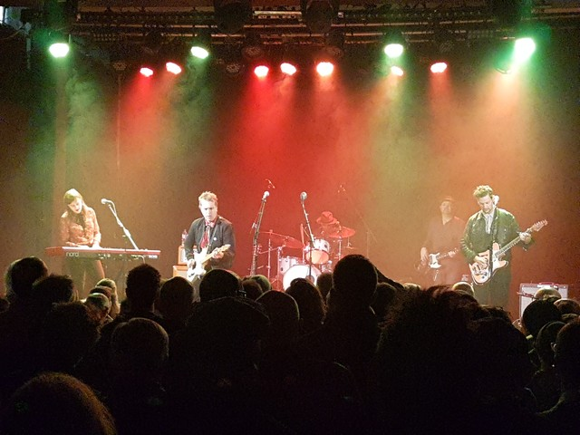 Chuck Prophet: ULU, London – live review