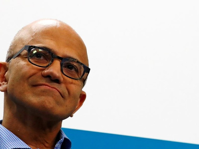Read the email Satya Nadella sent to Microsoft employees on his first day as CEO: 'Our industry does not respect tradition — it only respects innovation' (MSFT)
