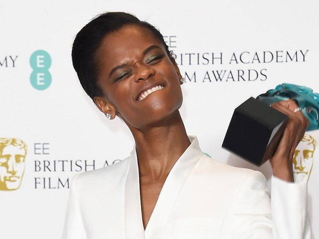 25-year-old 'Blank Panther' star Letitia Wright used her BAFTA acceptance speech to talk about overcoming depression