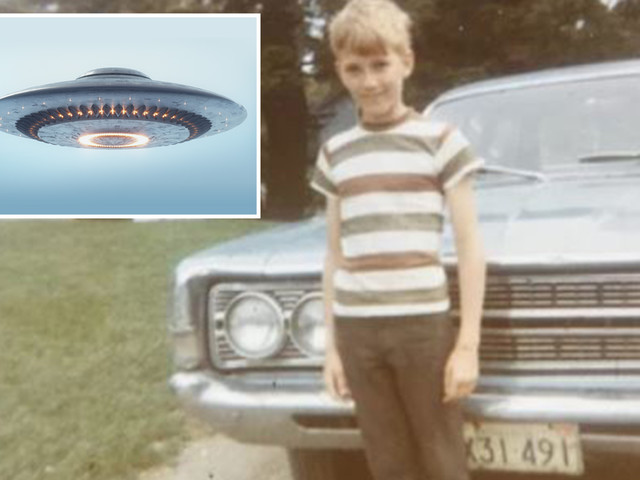 Netflix's Unsolved Mysteries converts UFO sceptics with 'most compelling evidence yet' in Berkshire sightings case