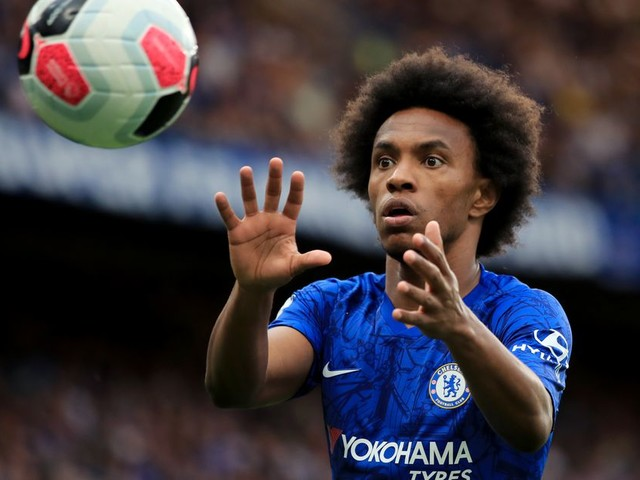 Willian ready to return from injury, keep winning with Chelsea