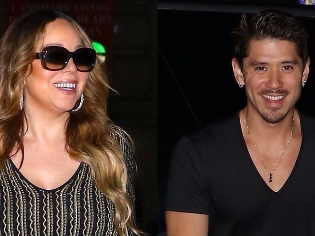 Mariah Carey Wears Sunglasses for Date Night with Bryan Tanaka