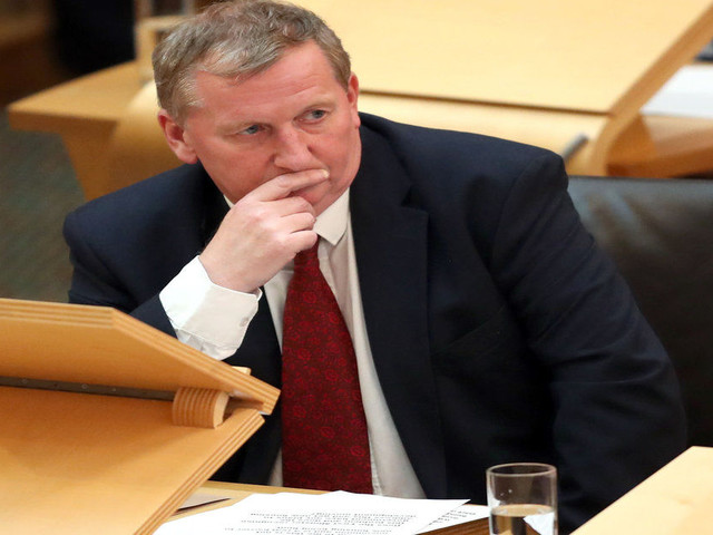 Alex Rowley Resigns As Scottish Labour Party Deputy Leader