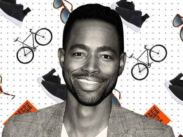 What Jay Ellis Can't Live Without
