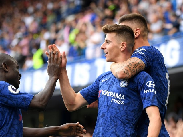 WATCH: Kanté chance after brilliant Chelsea interplay