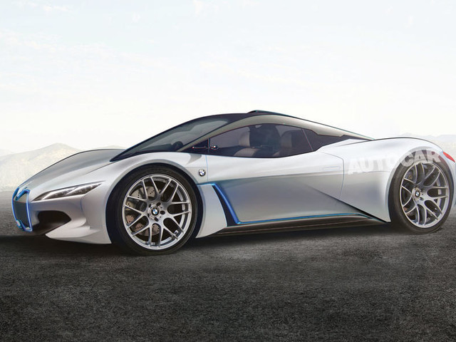 BMW Vision M Next concept may preview next i8
