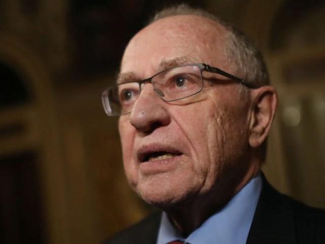 Alan Dershowitz called Bernie Sanders a 'self-hating Jew' over his stance on Israel-Palestine violence