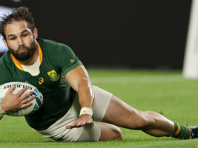 Rugby World Cup diary: Springboks score a perfect ten to secure quarter-final spot