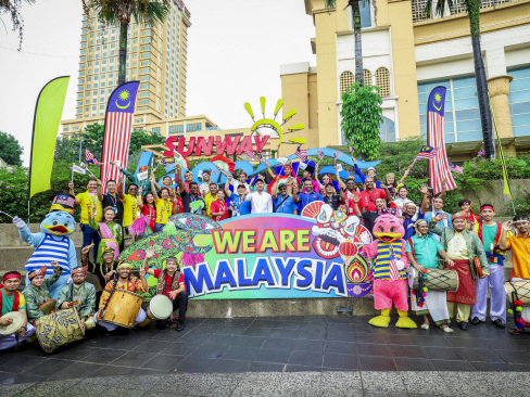 Celebrate National Day the Malaysian way
