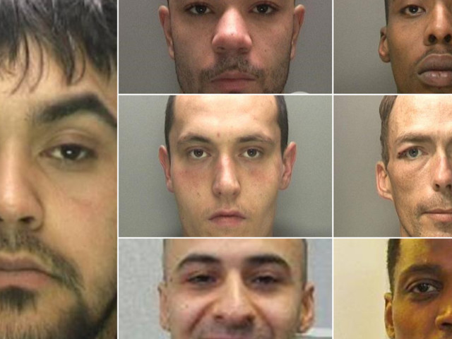 Most Wanted in April: Police need your help finding these people