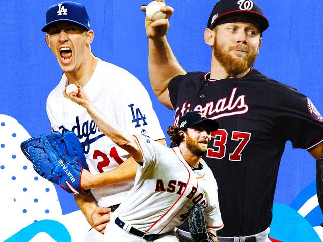 The MLB Playoffs have been a starting pitchers renaissance