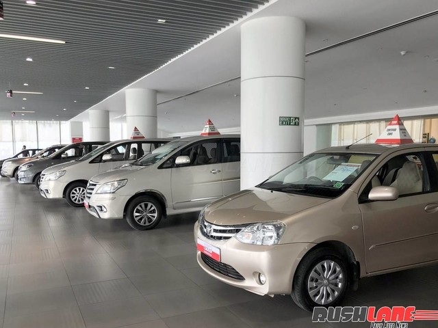Toyota U Trust Experience: Putting your trust in used cars