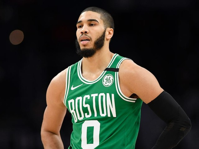 21-year-old Celtics star Jayson Tatum is dominating after 'reaching a new height' and earning praise from LeBron James