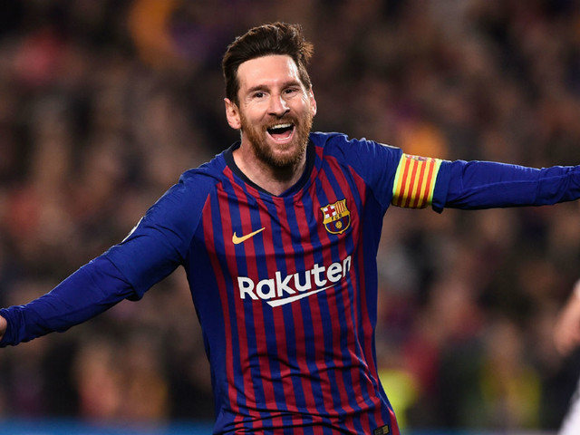 Video: Lionel Messi and Barcelona outclass Man Utd in the Champions League