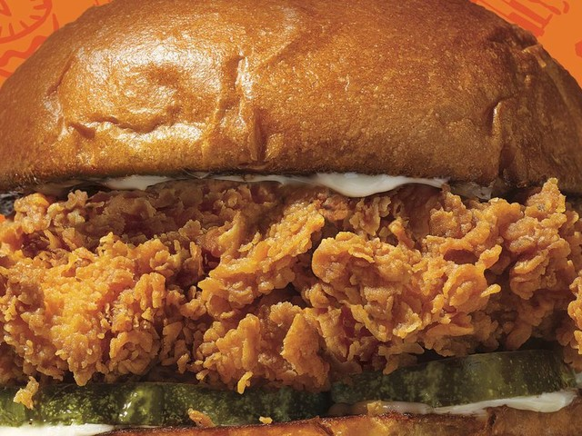 The Popeyes chicken sandwich is better than Chick-fil-A's