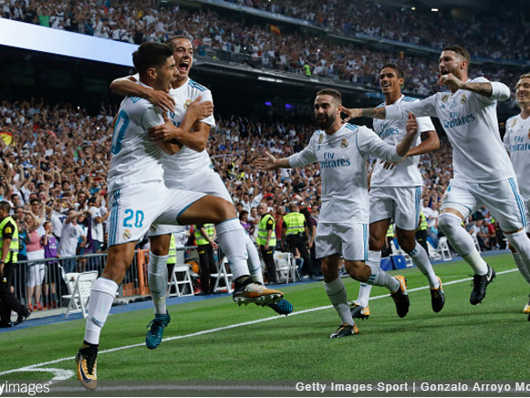 Spanish Super Cup: Real Madrid Take First Blood As Marco Asensio Bullet Seals 5-1 Aggregate Win Over Barcelona (Photos & Video)