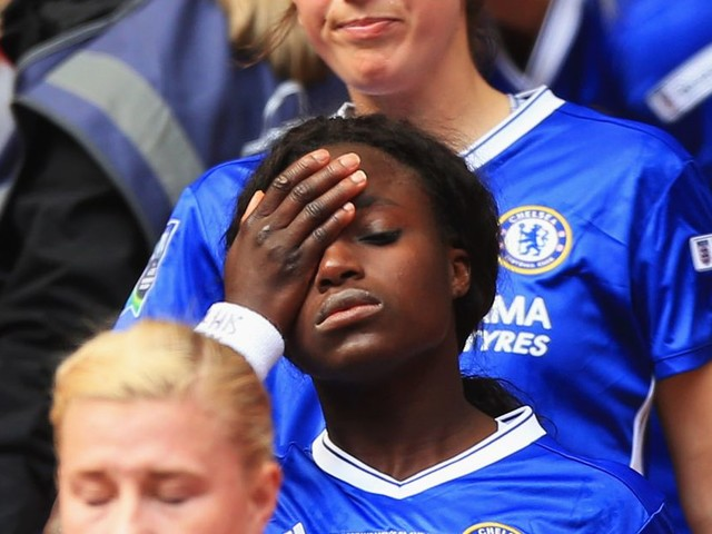 Chelsea LFC 8-0 Yeovil Town LFC, WSL Cup: Match report