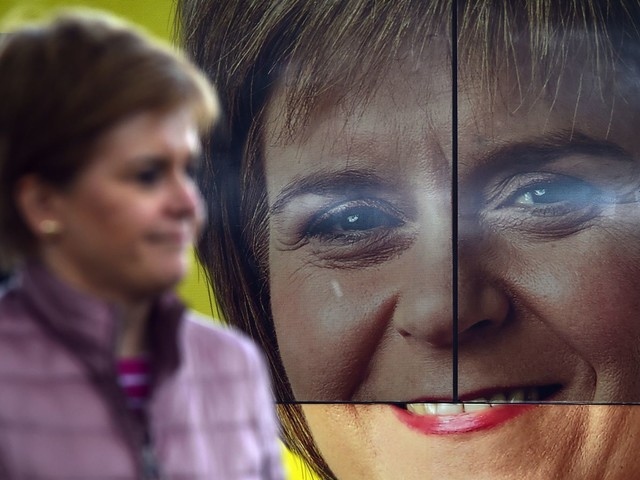 Sturgeon's future depends on both the 'when' and the 'if' of indyref2