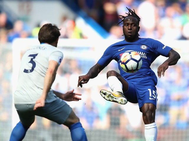 Victor Moses looks forward to Champions League return after four-year absence