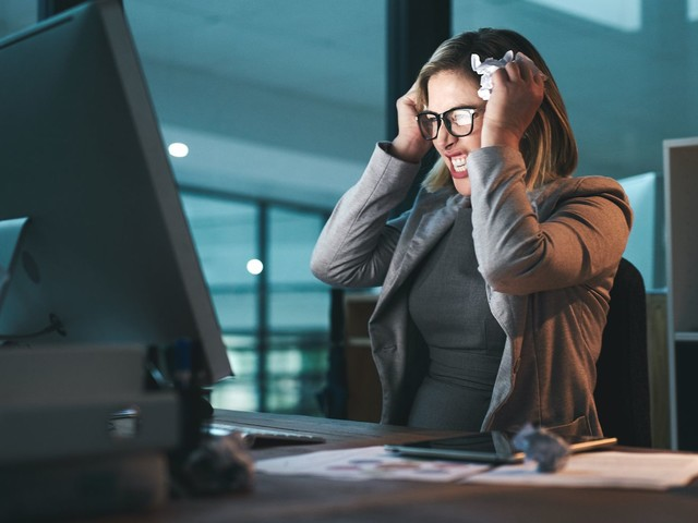 Feel Like Rage-Quitting? Here's How To Productively Channel That Anger