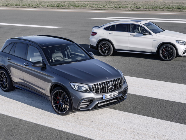Mercedes-AMG GLC 63 and GLC 63 Coupe pricing revealed