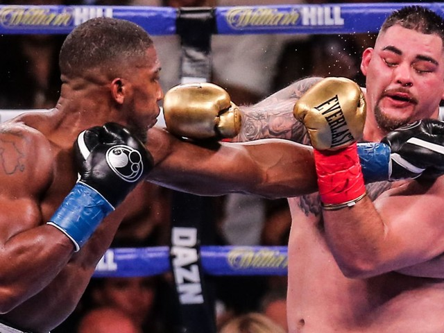 Joshua learned from his mistakes - and delivered a boxing masterclass
