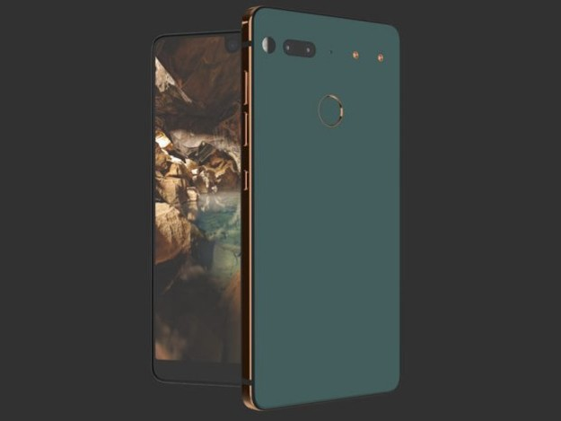 """Essential Phone coming """"in a few weeks"""" (maybe)"""