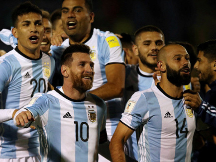 Argentina holds its breath for World Cup showdown