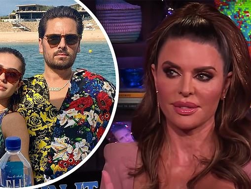 Lisa Rinna insists she 'wasn't mean' about daughter Amelia Gray Hamlin's split with Scott Disick