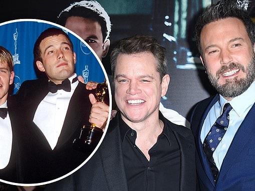 Matt Damon says he and friend Ben Affleck will write more scripts