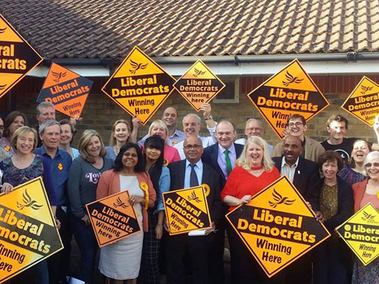 'Best local election campaign'