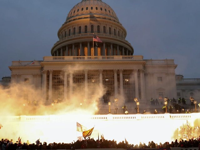 'We get our President or we die': An FBI report warned of a 'war' at the US Capitol before pro-Trump insurrectionists attacked it