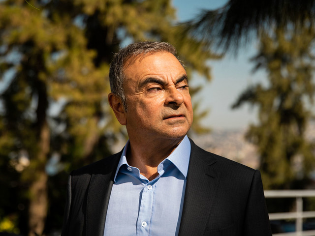 Outside the Box: Carlos Ghosn on his escape from Japan