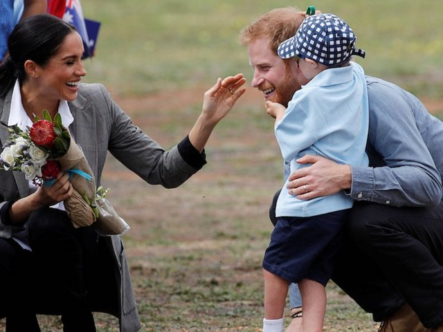 Prince Harry will reportedly take 2 weeks of paternity leave — and stacks of research suggest paid leave is a no-brainer