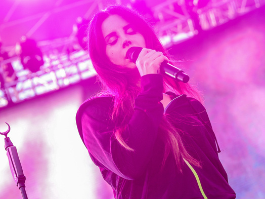 Lana Del Rey's Big Hollywood Night: All the Surprise Guests She Brought Out at the Bowl
