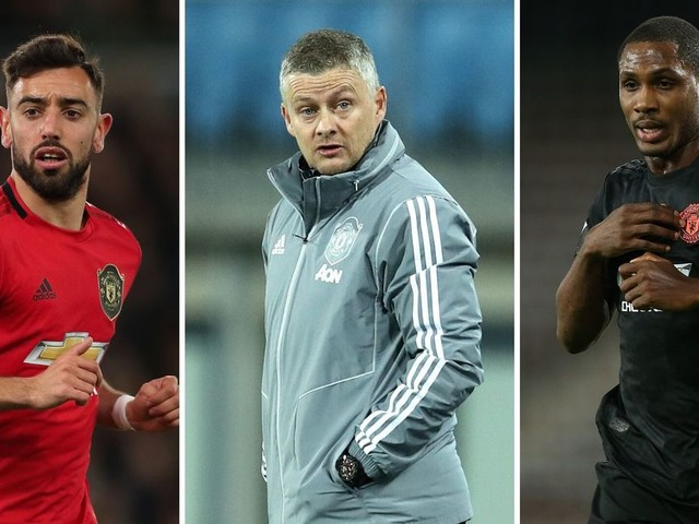 Manchester United news and transfers LIVE Premier League news plus Fernandes and Ighalo latest