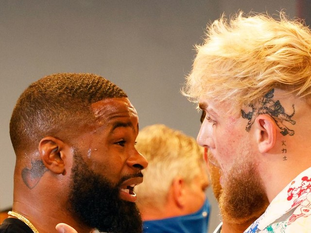 Jake Paul has one big advantage over Tyron Woodley, says former opponent Daley