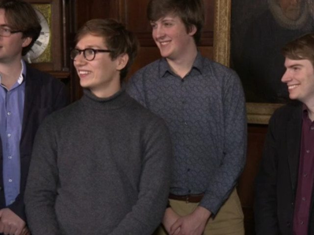 Eric Monkman's Fans Devastated As Joey Goldman And Balliol College, Oxford Take Universty Challenge Title