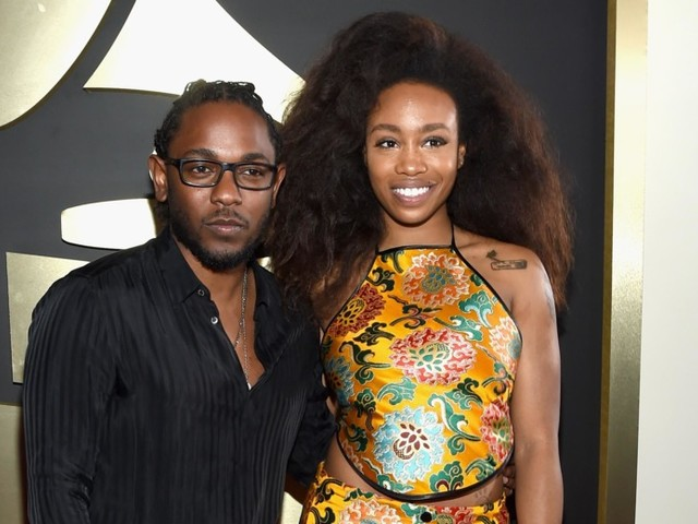 Kendrick Lamar and SZA Drop a New Song From the Black Panther Soundtrack