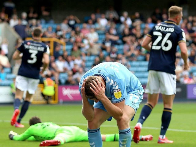 Mark Robins on Coventry City's Championship conversion rate