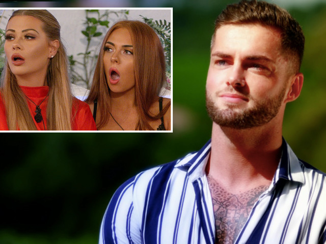 Love Island's Shaughna could be set for more heartbreak as Jamie Clayton says Demi is 'gorgeous and bubbly'