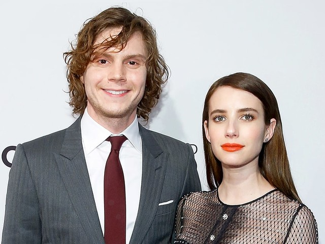 Emma Roberts and Evan Peters Are 'Still Very Much Together'