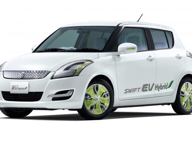 Suzuki-Toyota To Launch EVs In India By 2020