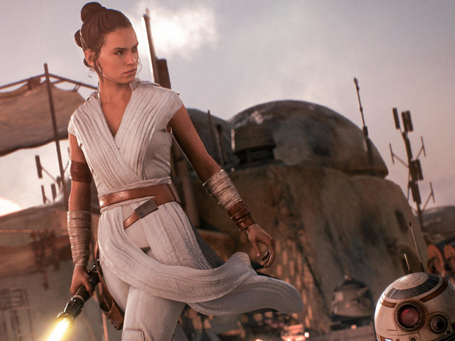 Star Wars Battlefront 2 is free on Epic right now