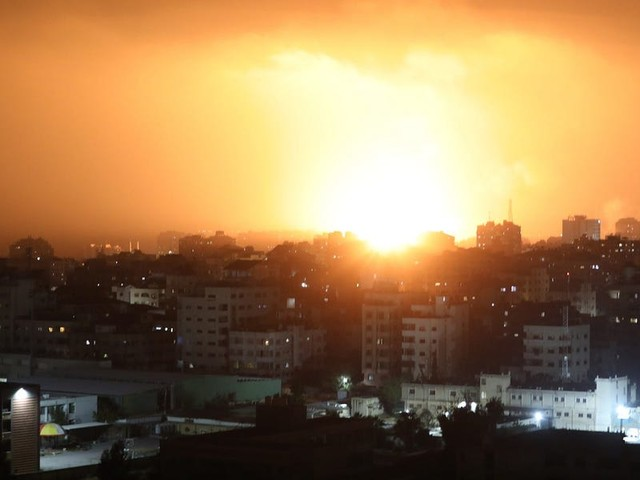 43 dead in Gaza and 5 in Israel amid riots, air strikes, and more than 1,000 rockets fired at cities